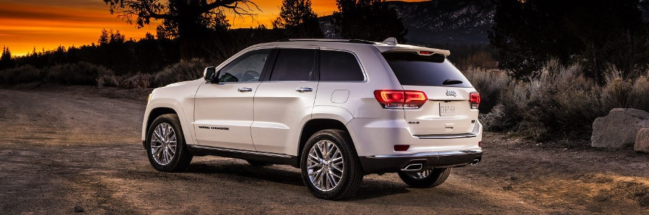 2017 Jeep Grand Cherokee Exterior and Performance in Union Grove, WI