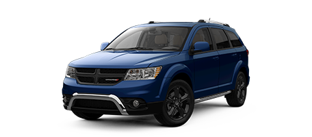 2018 dodge journey model research