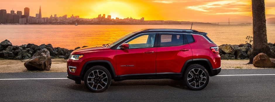 2018 Jeep Compass Exterior Limited