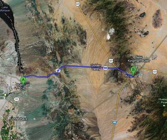 Lithia Chrysler Jeep Dodge Of Twin Falls Home: Directions From Bullhead City