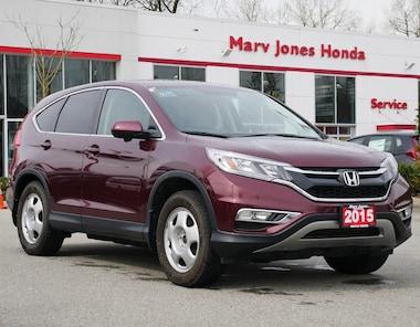 2015 Honda CR-V EX AWD - No Accidents - Pet Free - Non Smoking SUV