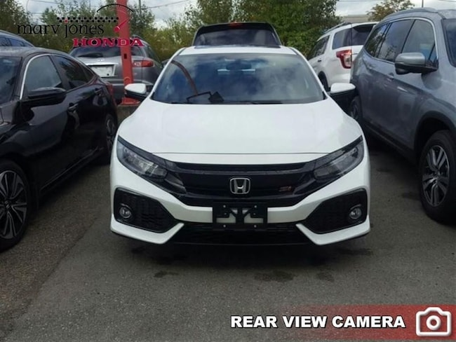 2017 Honda Civic Sedan Si - Navigation -  Bluetooth Sedan