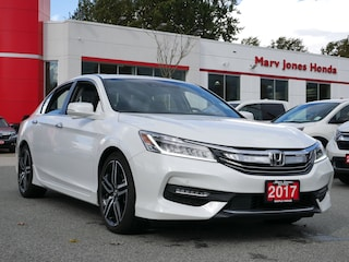 2017 Honda Accord Touring - No Accidents - Remote Start - Navigation Sedan