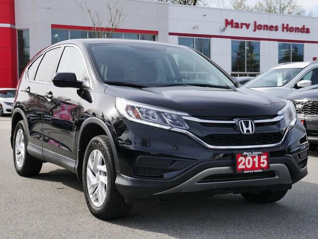 2015 Honda CR-V SE - AWD - No Accidents - Push Button Start SUV
