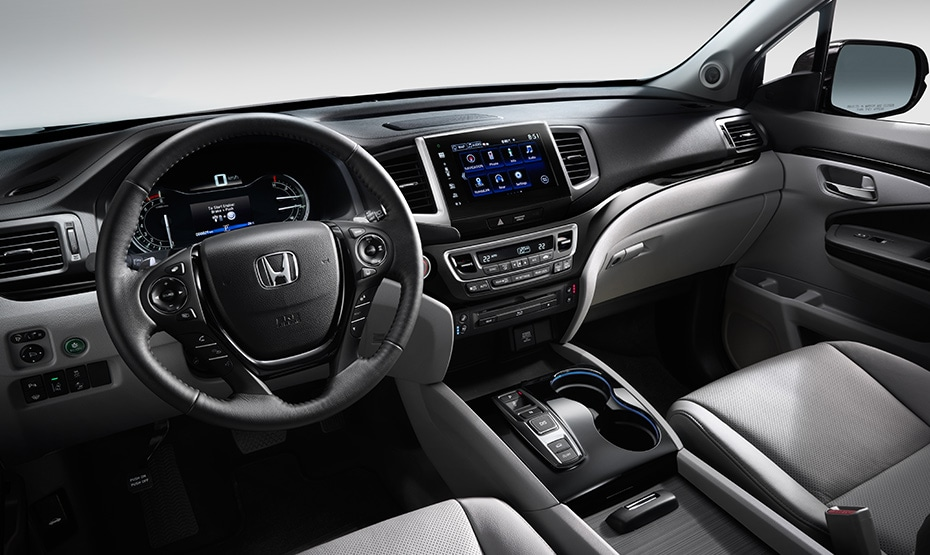 Awards. The 2015 Honda Pilot ...