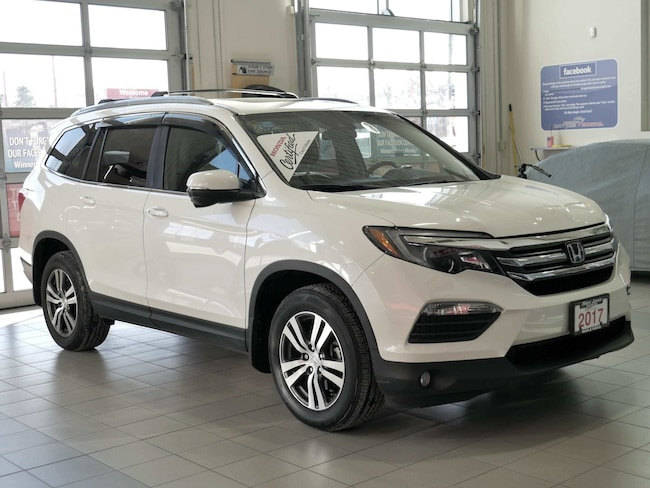 2017 Honda Pilot EX - Local - One Owner - Remote Start SUV