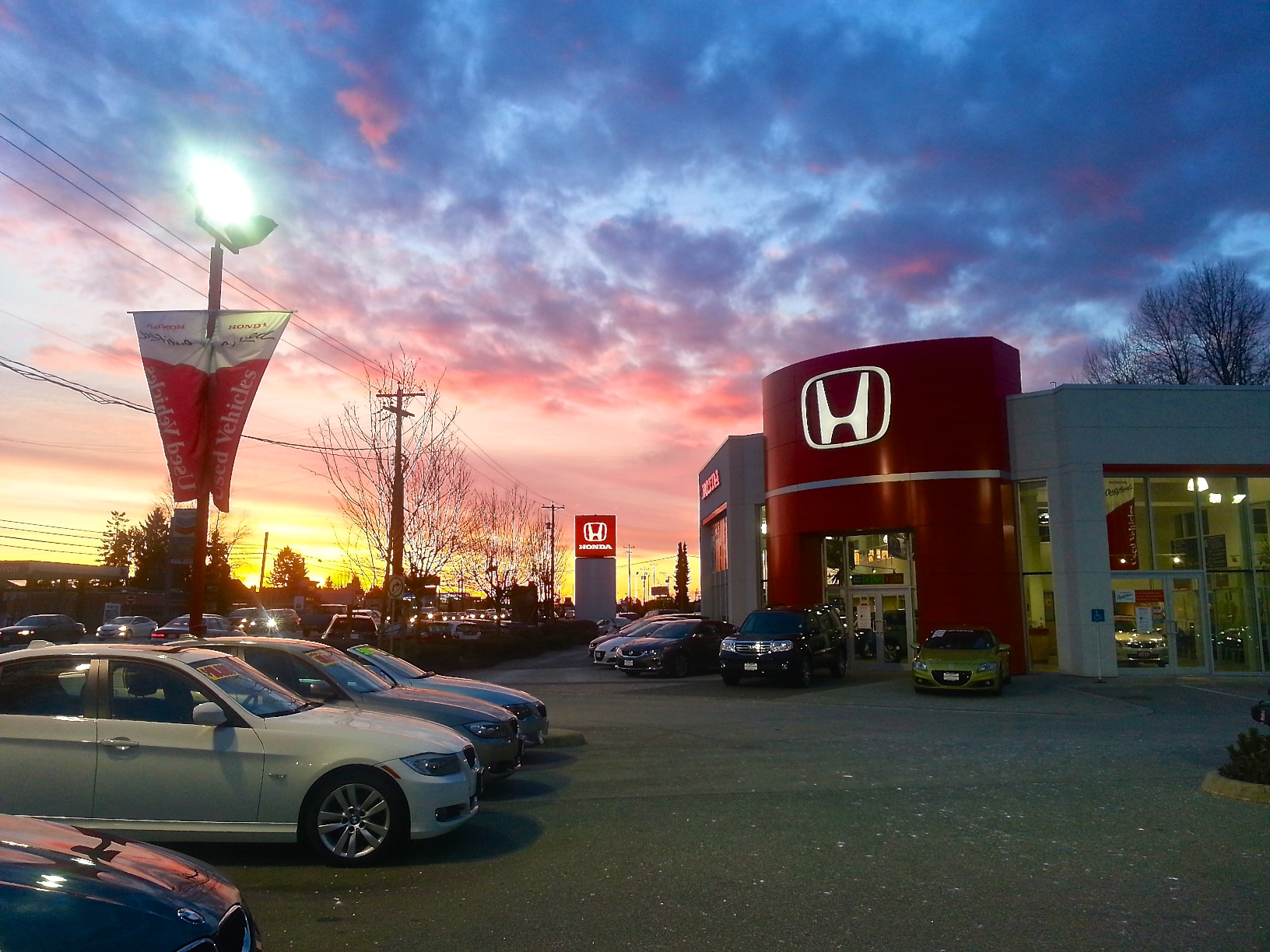 Marv Jones Honda Exterior
