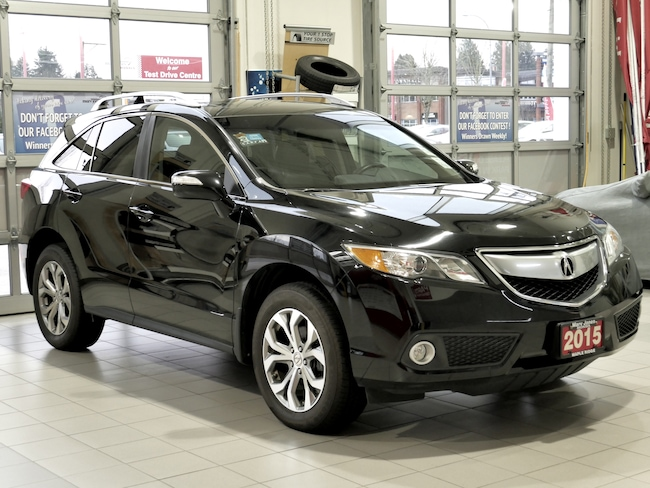 2015 Acura RDX AWD - No Accidents - New Tires Sport Utility
