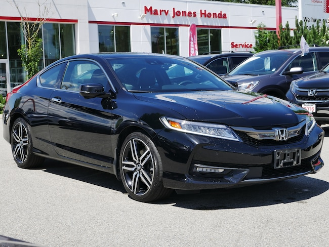 2017 Honda Accord Coupe Touring - One Owner - Local Coupe