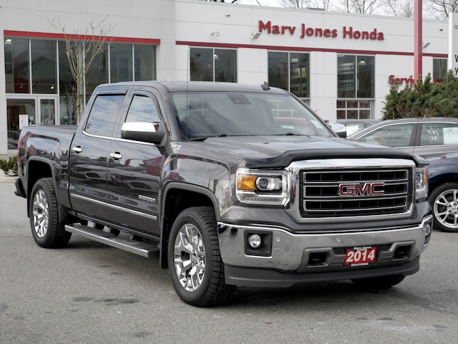 2014 GMC Sierra 1500 SLT - No Accidents - One Owner - Local Crew Cab Pickup