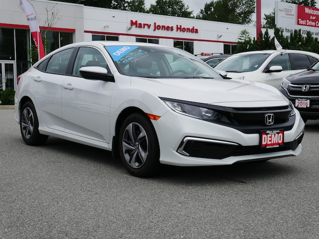 2019 Honda Civic Sedan LX - Demo Sedan