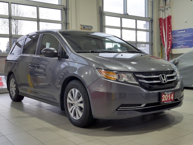 2014 Honda Odyssey SE - New Tires - Backup Camera - Bluetooth Minivan