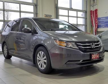 2014 Honda Odyssey SE - New Tires - Backup Camera - Bluetooth Minivan