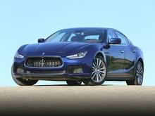 2018 Maserati Ghibli Base Sedan