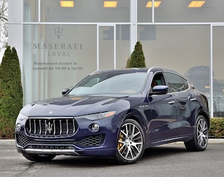 2017 Maserati Levante SQ4 GRANSPORT 21