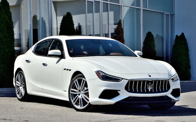 2018 Maserati Ghibli SQ4 GRANSPORTRABAIS JUSQ'A $20000.00 Sedan