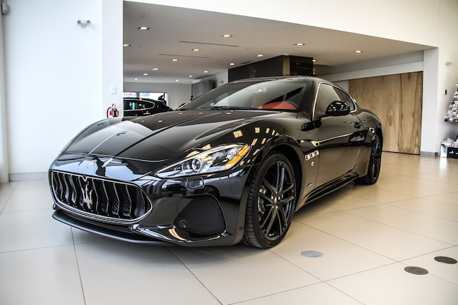 maserati granturismo 2018 vendre laval maserati laval. Black Bedroom Furniture Sets. Home Design Ideas