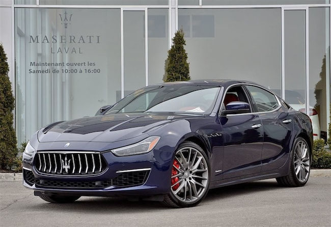 2018 Maserati Ghibli S Q4 GranLusso (AWD) - Location 1.9% Sedan