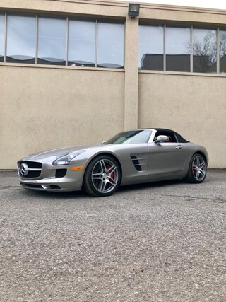 2012 Mercedes-Benz SLS AMG Roadster PRICE REDUCED Convertible
