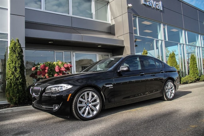 2011 BMW 535I xDrive Technology Package PRIX REDUIT Sedan
