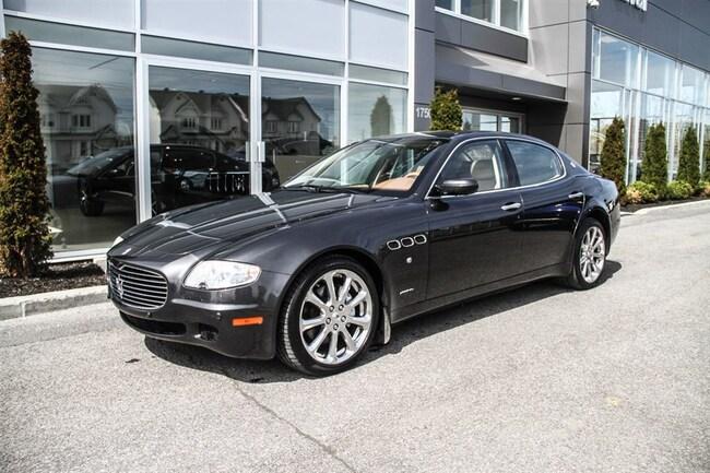 2007 Maserati Quattroporte Auto FINANCING AVAILABLE Sedan