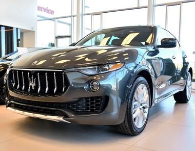 2018 Maserati Levante S GranLusso (AWD) - Location 2.9% SUV