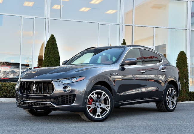 2018 Maserati Levante S GranSport -  Location 3.9% SUV