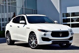 2017 Maserati Levante SQ4  GROUPE SPORT COMME NEUVE  SUV