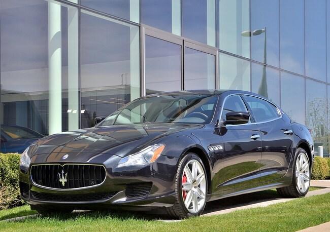2014 Maserati Quattroporte *GTS*//3.8L Twin Turbo V8// 523hp!! Sedan