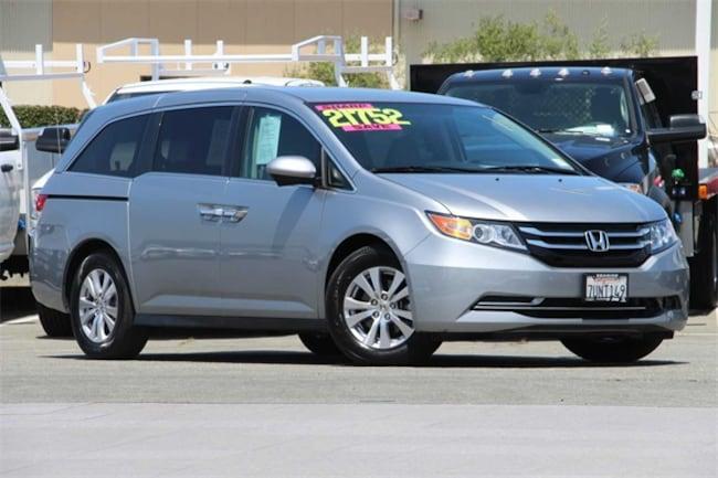 2016 Honda Odyssey EX Van Passenger Van