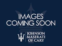 2019 Maserati GranTurismo Sport Convertible