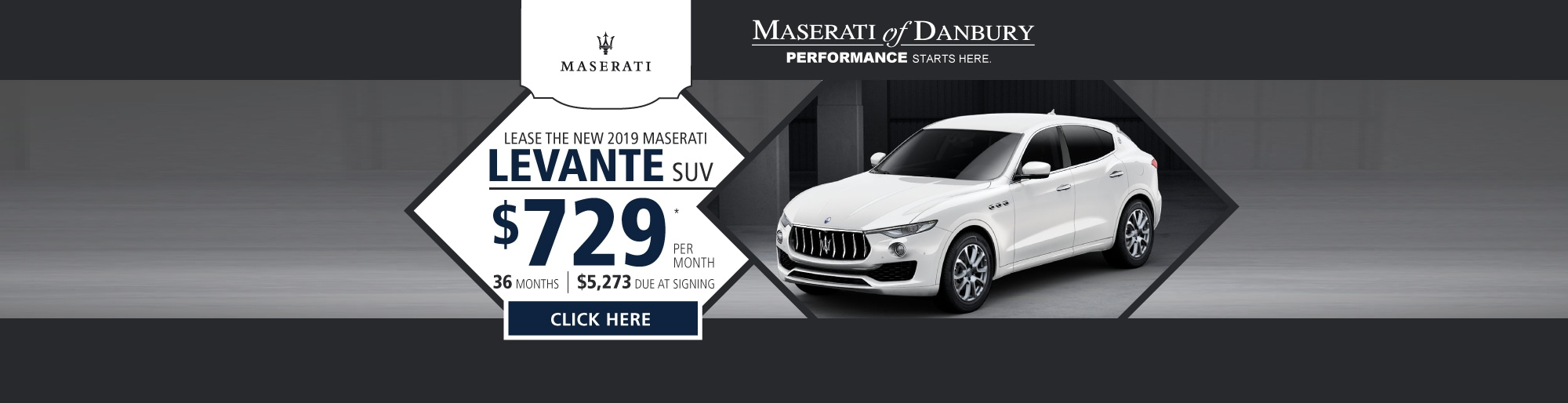 Suv Lease Specials >> Lease Specials Maserati Of Danbury
