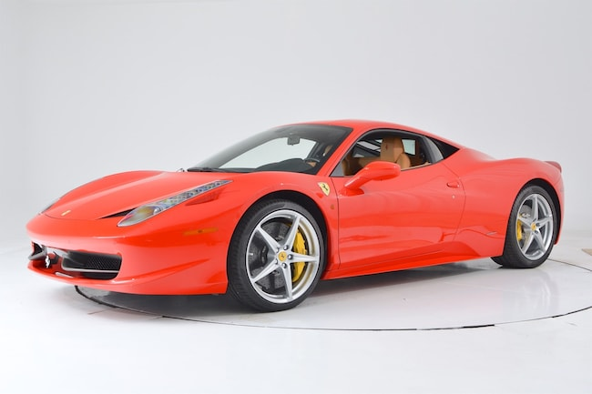 2015 FERRARI 458 ITALIA Coupe for sale in Fort Lauderdale, FL at Ferrari of Fort Lauderdale