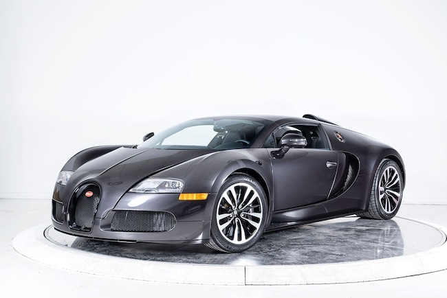 2012 BUGATTI VEYRON 16.4 GRAND SPORT Coupe for sale in Fort Lauderdale, FL at Ferrari of Fort Lauderdale