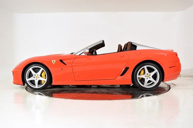 Used 2011 Ferrari 599 Sa Aperta For Sale In Fort Lauderdale