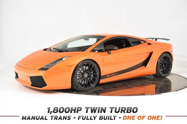 Used 2008 Lamborghini Gallardo Superleggera Twin Turbo For Sale In