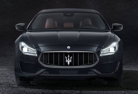 Maserati GranSport Trim