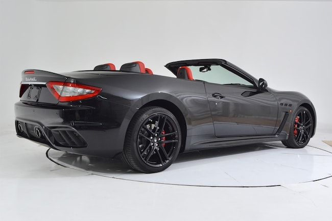 New 2018 MASERATI GT CONVERTIBLE MC For Sale | Fort Lauderdale FL ...