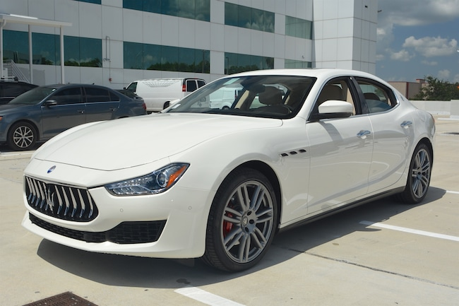 2018 MASERATI GHIBLI Sedan for sale in Fort Lauderdale, FL at Maserati of Fort Lauderdale