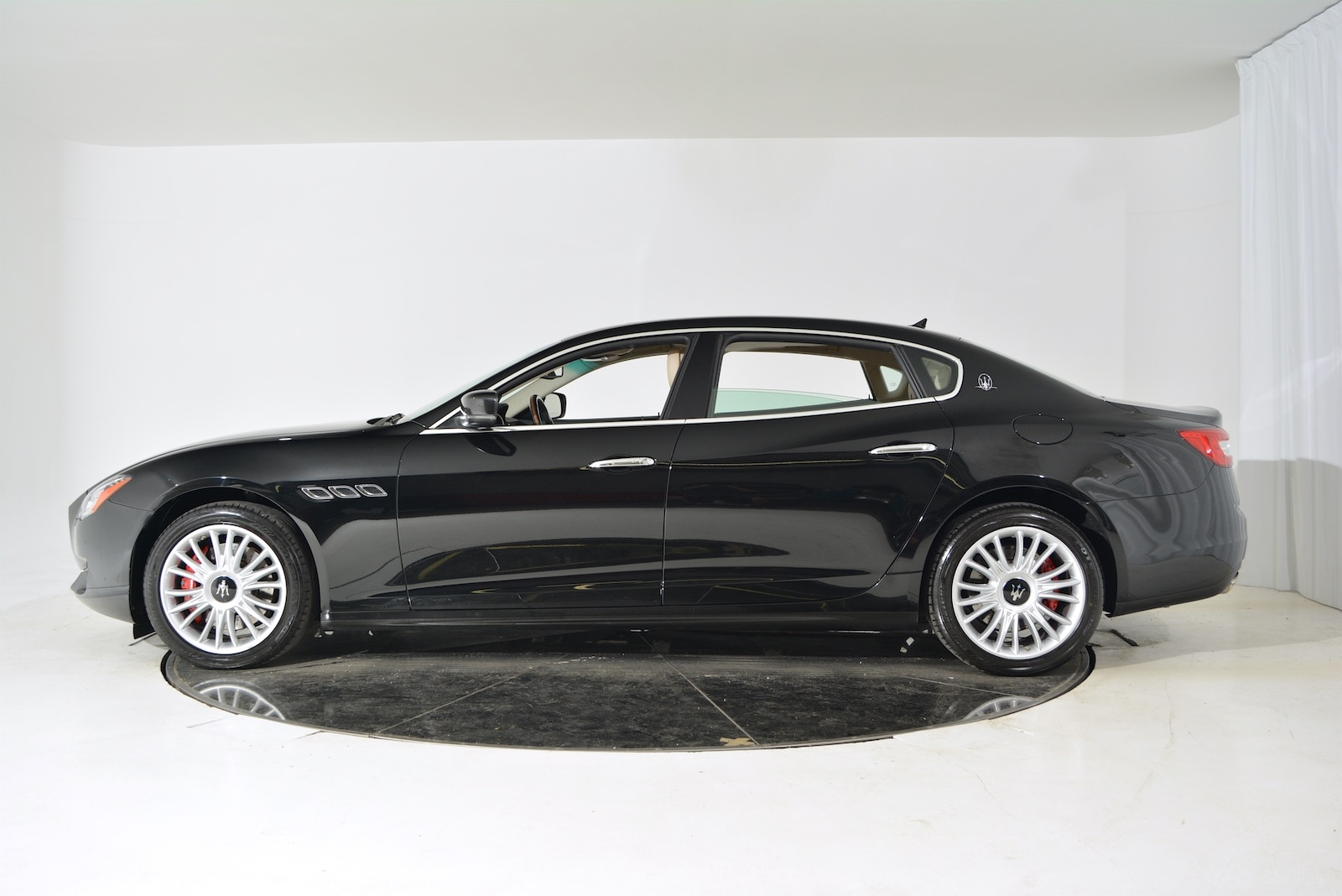 used 2014 maserati quattroporte s q4 for sale fort lauderdale fl zam56rra3e1113782. Black Bedroom Furniture Sets. Home Design Ideas