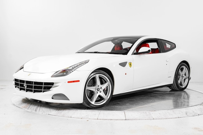 2015 FERRARI FF Coupe for sale in Fort Lauderdale, FL at Ferrari of Fort Lauderdale