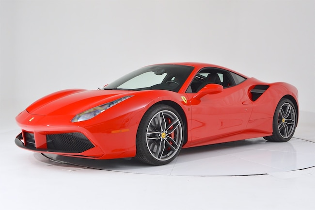 2017 FERRARI 488 GTB Coupe for sale in Fort Lauderdale, FL at Ferrari of Fort Lauderdale