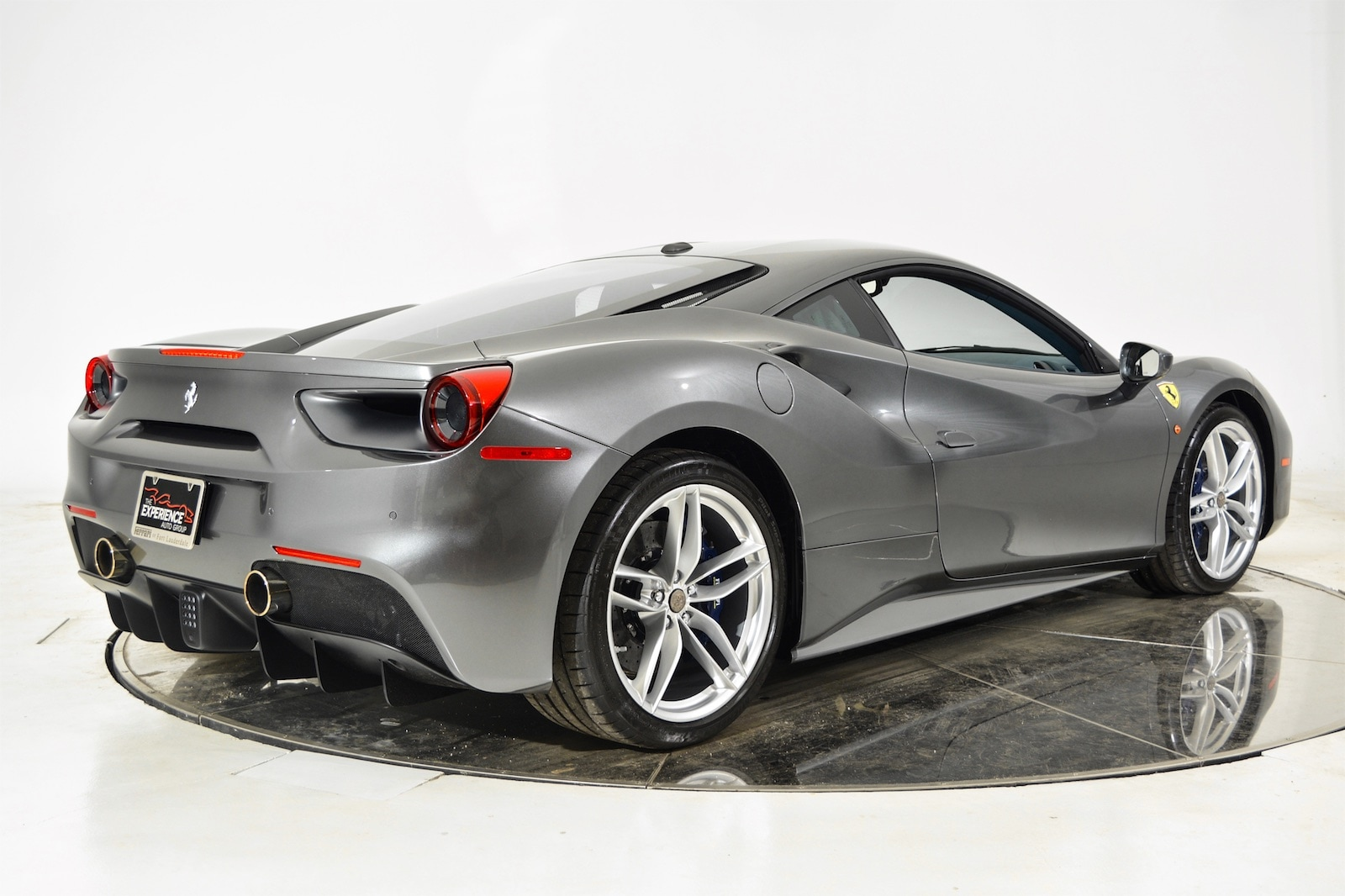 2016 ferrari 488 gtb coupe for sale in fort lauderdale fl at maserati. Cars Review. Best American Auto & Cars Review