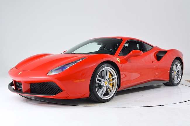 2016 FERRARI 488 GTB Coupe for sale in Fort Lauderdale, FL at Ferrari of Fort Lauderdale
