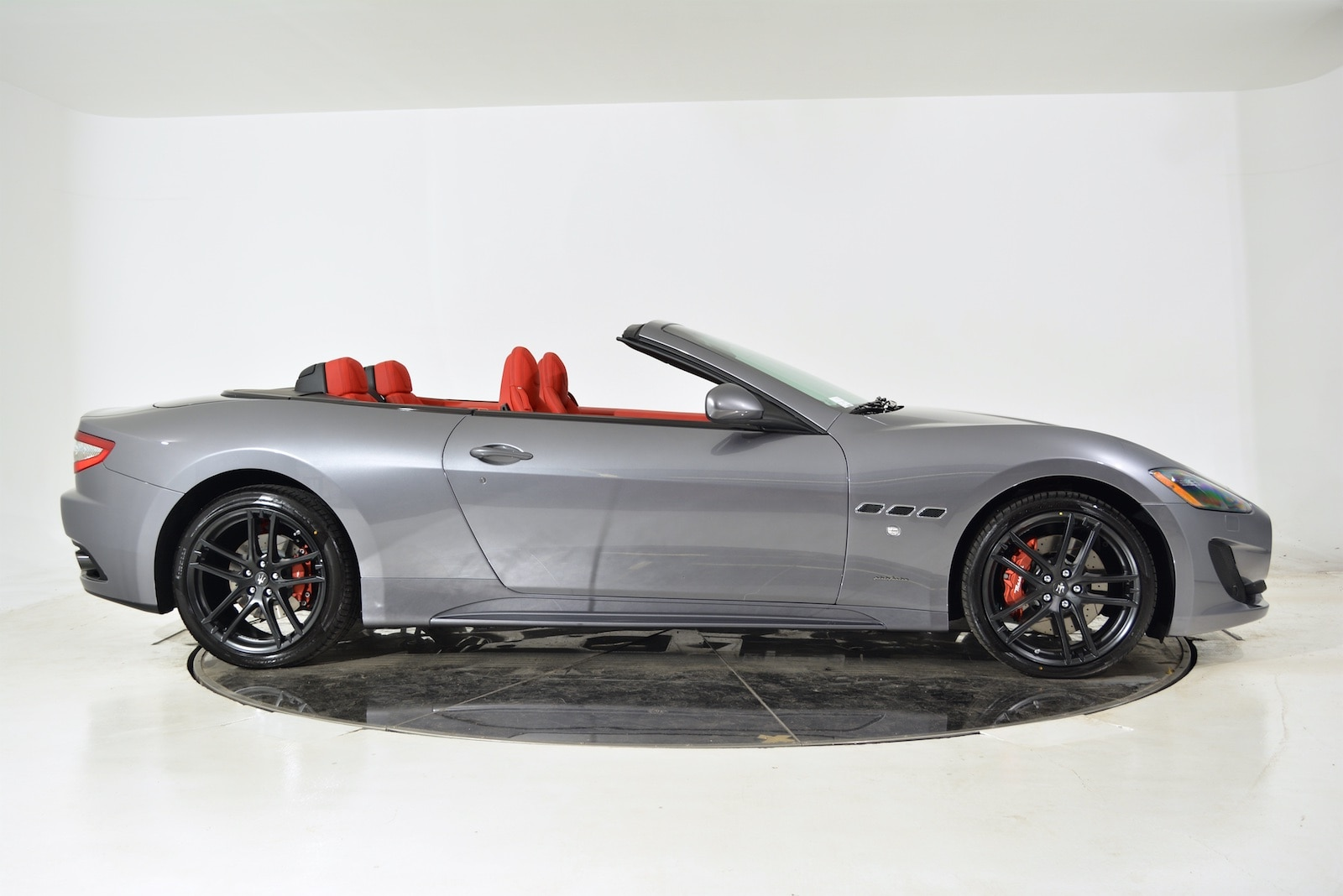New 2017 MASERATI GT CONVERTIBLE SPORT For Sale | Fort ...