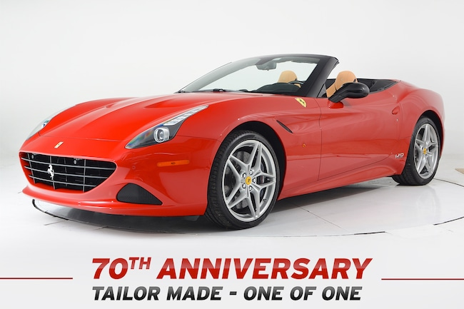 2017 FERRARI CALIFORNIA T Convertible for sale in Fort Lauderdale, FL at Maserati of Fort Lauderdale