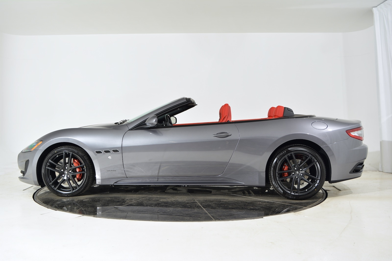 New 2017 MASERATI GT CONVERTIBLE SPORT For Sale   Fort ...
