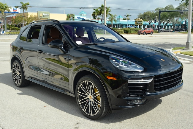 used 2016 porsche cayenne turbo s for sale in fort lauderdale maserati of fort lauderdale. Black Bedroom Furniture Sets. Home Design Ideas
