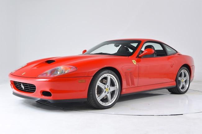 2003 FERRARI 575M MARANELLO F1 Coupe for sale in Fort Lauderdale, FL at Ferrari of Fort Lauderdale
