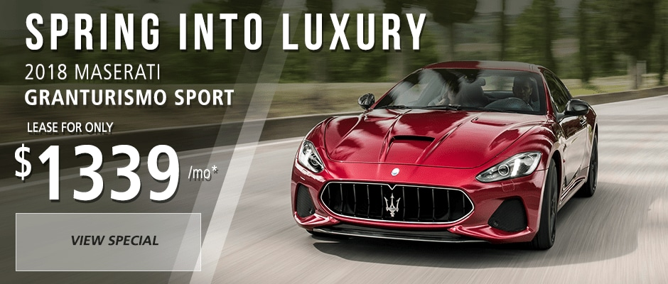Lease A New Maserati With Attractive Lease Deals In Fort Lauderdale - Sports cars you can lease